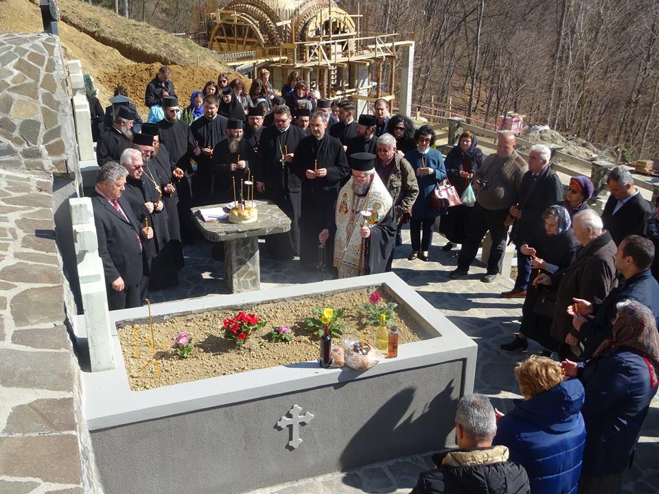 Nicoale Steinhardt, comemorat la Manastirea Rohia, la 30 de ani de la plecarea la cele vesnice