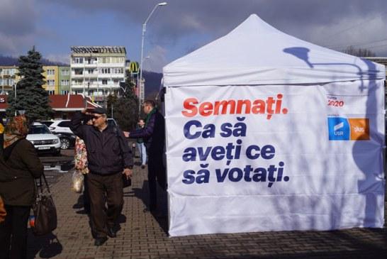Semneaza pentru ca Alianta 2020 USR PLUS sa candideze la alegerile europarlamentare