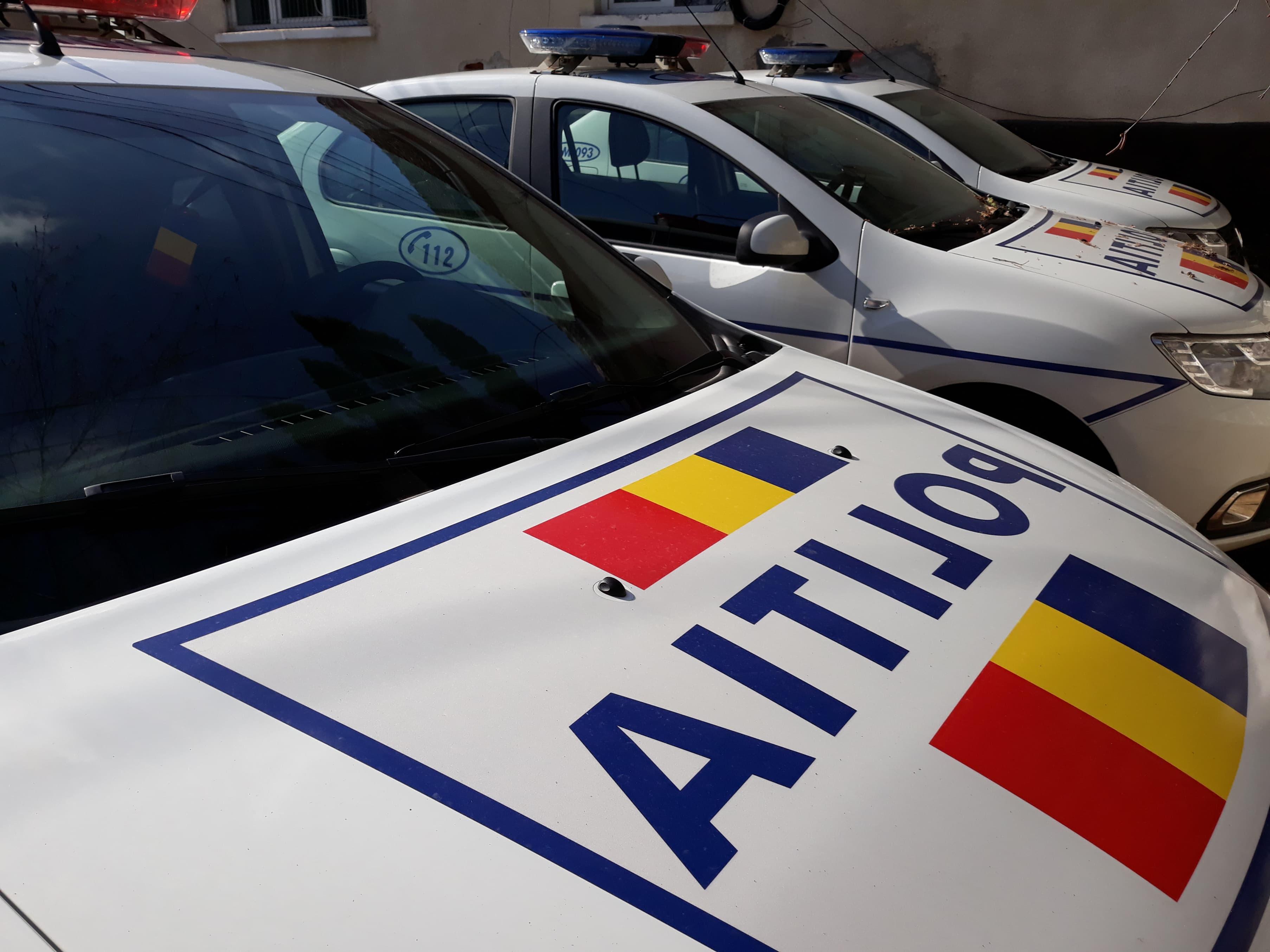 Nu mai e o noutate: 50 de sanctiuni contraventionale aplicate intr-o singura zi de politistii Serviciului Rutier