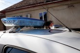 Politistii din Ocna Sugatag si Sarasau, din nou pe drumurile publice: Trei permise de conducere retinute