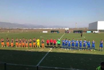 Fotbal – Liga a III-a: Comuna Recea castiga la scor acasa si ramane lider