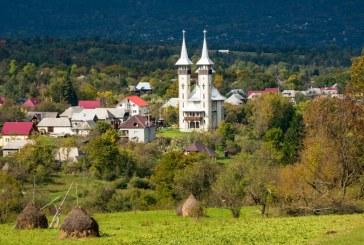 INEDIT – Maramureșul dă două din cele mai frumoase sate din România