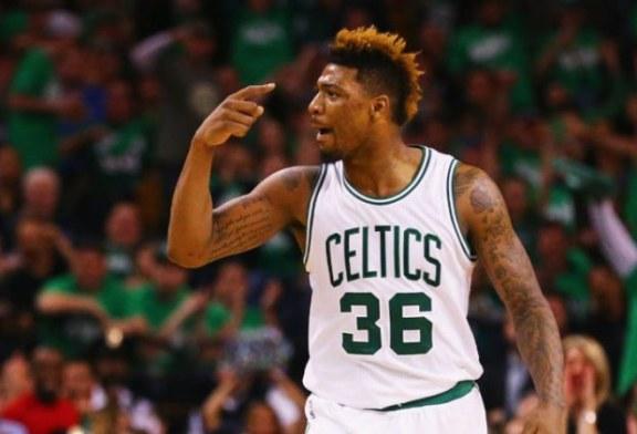 Baschet: NBA-Ameda de 50.000 de dolari pentru Marcus Smart (Boston Celtics)