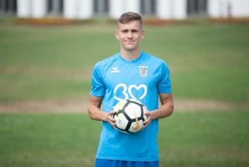 Fotbal: Sorin Serban convocat din nou la Lotul National al Romaniei U19