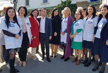 """Sorina Pintea: """"Sanatatea copiilor este esentiala pentru viitorul nostru!"""" (FOTO)"""