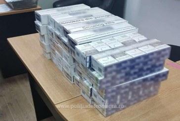Patru fapte de contrabanda cu tigari cercetate de politistii din Sighetu Marmatiei
