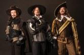 """Netflix va produce un lungmetraj inspirat din romanul """"Cei trei muschetari"""""""