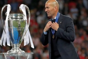 Fotbal: Zinedine Zidane revine ca antrenor la Real Madrid pana in 2022