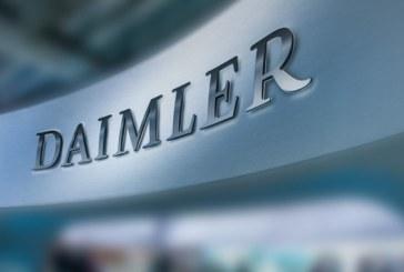 Daimler vede semne de redresare, deşi a raportat pierderi trimestriale de 1,91 miliarde de euro