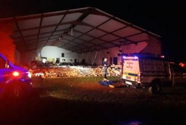 Africa de Sud: Cel putin 13 morti dupa prabusirea acoperisului unei biserici in urma ploilor torentiale