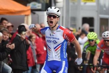"Ciclism: Marc Sarreau a castigat cursa ciclista ""La Route Adélie de Vitré"""