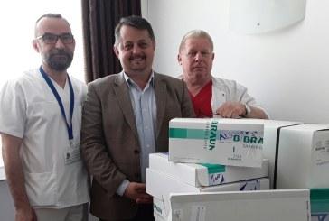 Aparatura si instrumentar chirurgical de 80.000 de lei, donate la Spitalul Judetean de Urgenta Baia Mare (FOTO)
