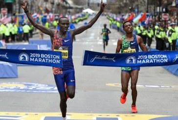 Atletism: Kenyenii si etipoienii au dominat maratonul de la Boston