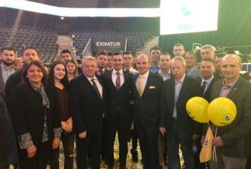 Mii de oameni la lansarea regionala a candidatilor PNL la alegerile europarlamentare (FOTO)