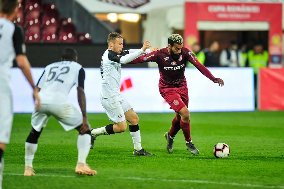 Fotbal: CFR Cluj a castigat al cincilea sau titlu de campioana a Romaniei