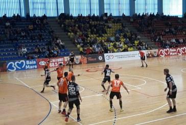 Handbal masculin: CS Minaur s-a clasat pe locul 2 la turneul de la Turda