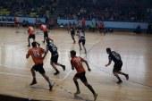 Baia Mare: Doua meciuri de handbal se disputa, astazi, in Sala Polivalenta