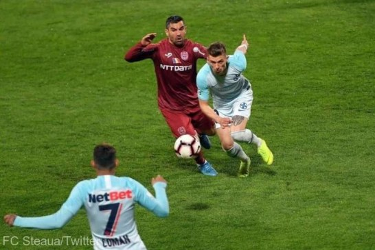Fotbal – Liga I: FCSB – Astra Giurgiu 1-0, in play-off