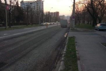Baia Mare: Bulevardul Independentei va avea un nou covor asfaltic