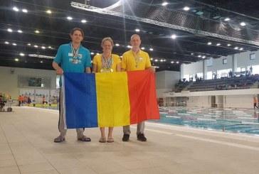 Inot: 12 medalii pentru GOLD Stars Baia Mare la Campionatele Nationale ale Ungariei