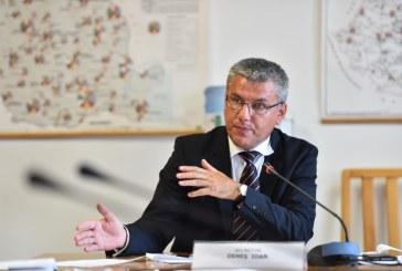 """Ministrul Apelor si Padurilor, Ioan Denes: """"Intre judetele Romaniei, Maramuresului i-a fost alocata cea mai mare suma la nivel national"""""""