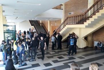 Maramures: Jandarmii vor fi prezenti la evenimentele sportive din acest weekend