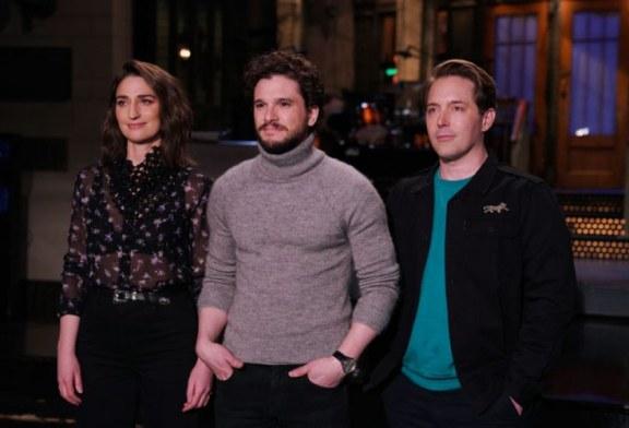 "Actorul Kit Harington din ""Game Of Thrones"", gazda emisiunii ""Saturday Night Live"""