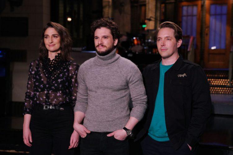 Actorul Kit Harington din ''Game Of Thrones'', gazda emisiunii ''Saturday Night Live''