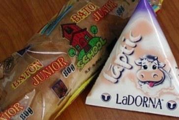 Maramures: Lapte, corn si fructe. Afla aici, cum trebuie sa primeasca un elev, produsele, pe parcursul unei saptamani de scoala