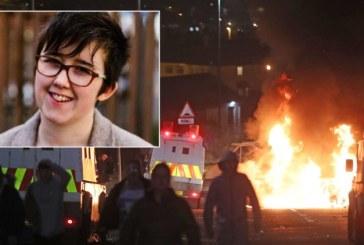 Marea Britanie: Jurnalista ucisa in timpul revoltelor de la Londonderry