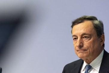Draghi: Amenintarile lui Trump privind aplicarea de taxe vamale unor produse din UE afecteaza increderea in Europa