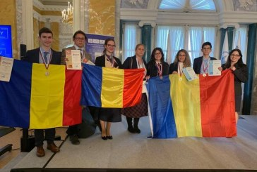 "Olimpiada Internationala de Chimie: Medalie de aur obtinuta de un elev de la Colegiul National ""Gheorghe Sincai"" Baia Mare"