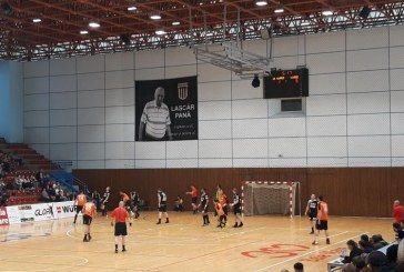 Handbal: CS Minaur joaca, maine, cu CSM Bacau
