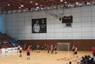 Handbal masculin: Minaur a pierdut amicalul cu Ferencvaros Budapesta