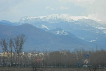 Meteo: Precipitatii mixte la munte. Citeste aici, informatii despre vremea prognozata pentru Maramures