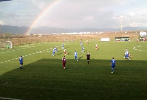 Fotbal – Liga a III-a: Comuna Recea, egal cu Ariesul Turda