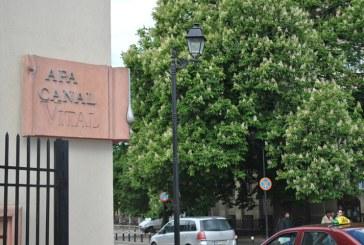 Vital: Intreruperea apei potabile pe strada Independentei din Baia Mare