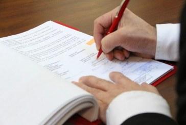 "Maramures: S-a semnat ""Mara Strategy"", proiectul se ridica la aproximativ 4 milioane de lei"