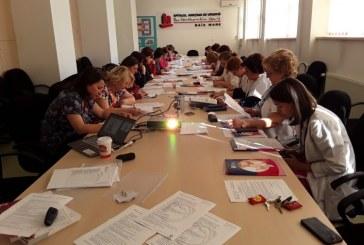 Maramures: 27 de cadre medicale au finalizat Modulul I al cursului de Educator perinatali certificati