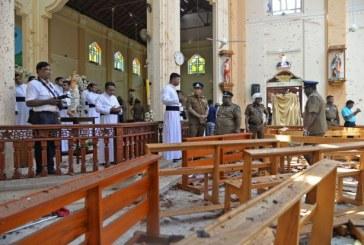 """Atentat in Sri Lanka: Bisericile catolice inchise, """"pana la noi ordine"""""""