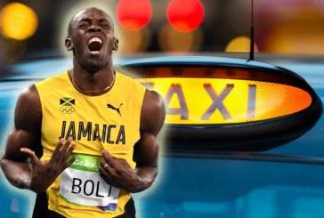 Atletism: Usain Bolt a castigat o curs impotriva unui mototaxi, la Lima
