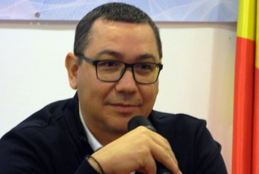 Ponta: Dupa ce motiunea trece, voi propune PSD refacerea majoritatii; am 2-3 nume de premieri