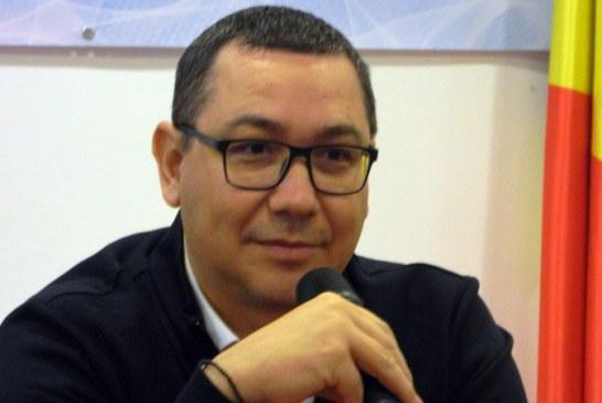 Victor Ponta renunta la mandatul de europarlamentar
