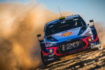 Auto-WRC: Belgianul Thierry Neuville a castigat Raliul Argentinei