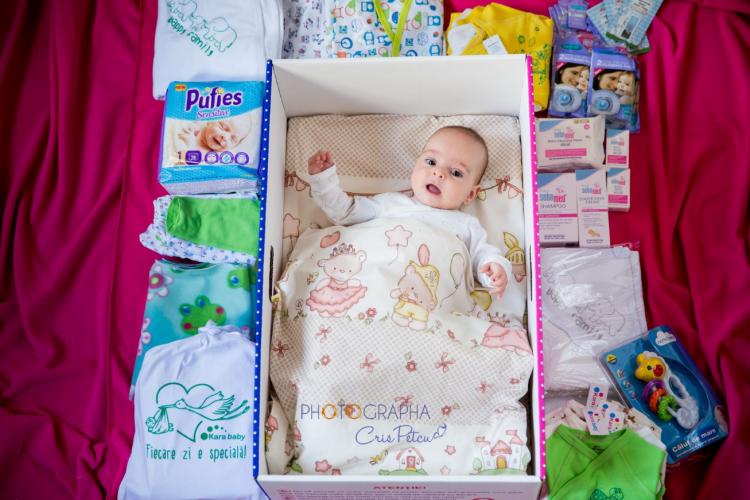 Baia Mare: Cutia Bebelusului va ajunge si la Spitalul Judetean de 1 Iunie