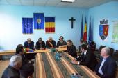 Astazi: Ministrul Carmen Dan a evaluat pagubele inundatiilor de la Salistea de Sus