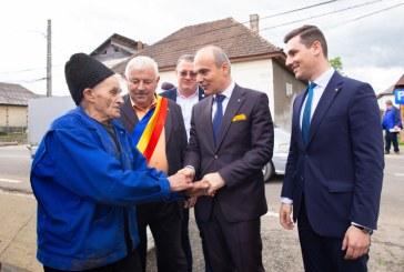 """Rares Bogdan in Maramures: """"Am tinut in mod special sa fiu aici in aceasta campanie electorala"""""""