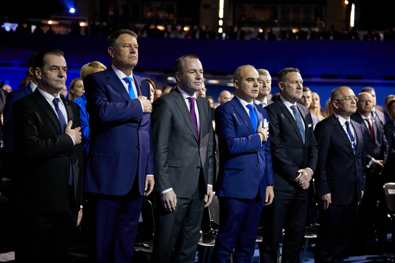 Klaus Iohannis si PNL, in elita europeana