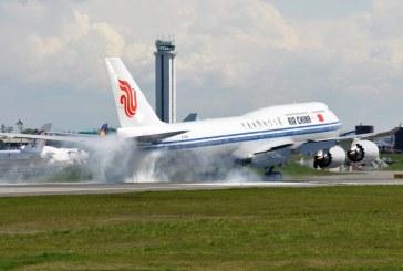 Zboruri de test pe noul aeroport gigant din Beijing