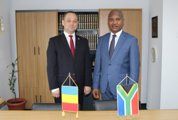 Ambasadorul Republicii Africa de Sud, in vizita oficiala la Camera de Comert si Industrie Maramures (FOTO)